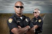 Law Enforcement-Tough Police Team