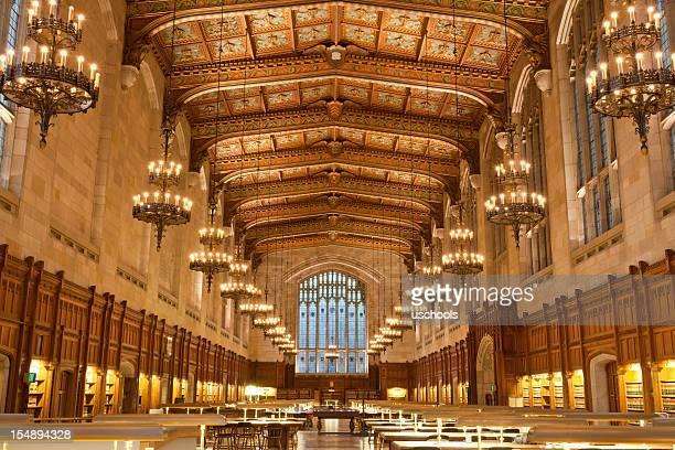 Law School Library, University of Michigan, Ann Arbor, MI
