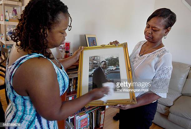 Lawanda Fearrington and Nicole Fearrington both suffer from familial dilated cardiomyopathy a heart condition that killed their father in 2003 They...