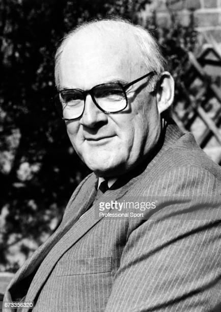 Lawn Tennis Association Chairman Jim Cochrane circa 1980