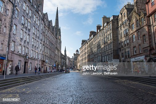 Lawnmarket (part of The Royal Mile), Edinburgh