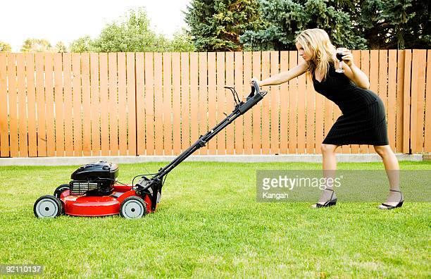 Lawnmower Posh