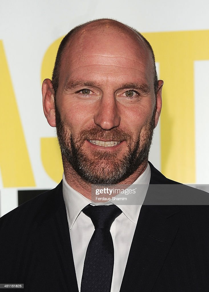 <a gi-track='captionPersonalityLinkClicked' href=/galleries/search?phrase=Lawrence+Dallaglio&family=editorial&specificpeople=162771 ng-click='$event.stopPropagation()'>Lawrence Dallaglio</a> attends the world premiere of 'Breakfast With Jonny Wilkinson' at Empire Leicester Square on November 21, 2013 in London, England.
