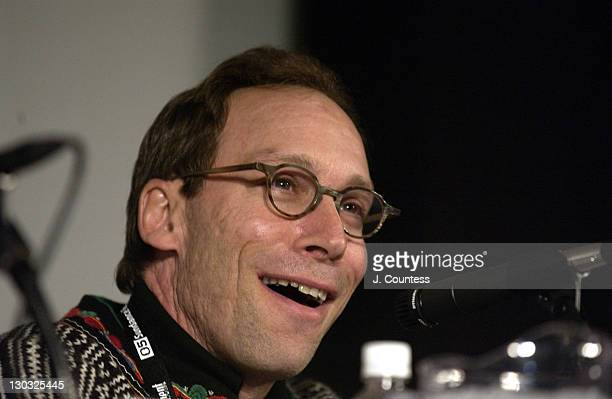 Lawrence Krauss during 2005 Sundance Film Festival 'The Poets of Progress and Doom' Premiere at Yarrow in Park City Utah United States