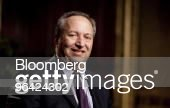 Lawrence 'Larry' Summers, director of the U.S. National Economic Council, speaks during a television interview in Washington, D.C., U.S., on Thursday, Feb. 4, 2010. Summers said last week the dollar will play a central role in the international financial system for a long time to come. Photographer: Andrew Harrer/Bloomberg via Getty Images