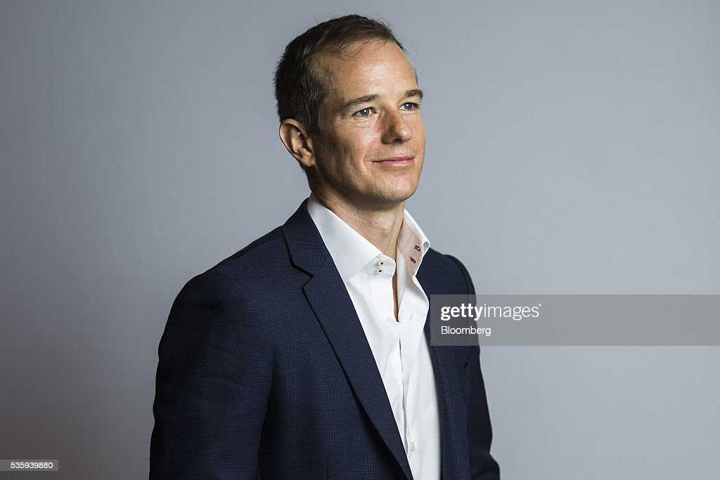 Lawrence Morgan, chief executive officer of Nest Hong Kong Ltd., poses for a photograph following a Bloomberg Television interview at the Rise conference in Hong Kong, China, on Tuesday, May 31, 2016. The conference runs through June 2. Photographer: Justin Chin/Bloomberg via Getty Images