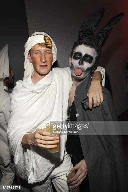 Lawrence Of Your Labia and attend Halloween Party to Celebrate the New Issue VISIONAIRE 59 FAIRYTALE at MoMA PS1 at MoMA PS1 on October 30 2010 in...