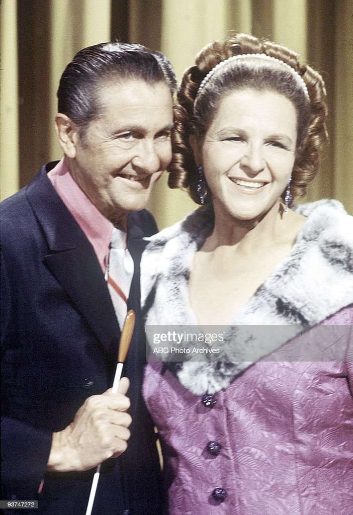 SHOW - 1971, Lawrence Welk's 16-year run on the network became one of the major musical success stories in TV history. Here, he's shown with guest star <a gi-track='captionPersonalityLinkClicked' href=/galleries/search?phrase=Kate+Smith&family=editorial&specificpeople=93645 ng-click='$event.stopPropagation()'>Kate Smith</a>.,