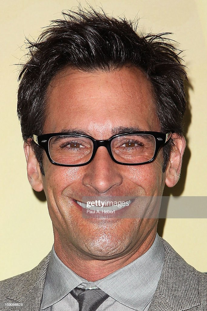 Lawrence Zarian arrives at the Audi Golden Globe 2013 Kick Off Party at Cecconi's Restaurant on January 6, 2013 in Los Angeles, California.