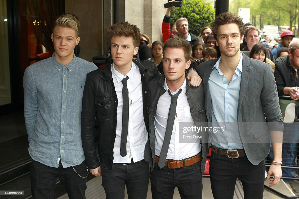 Lawson attends the Ivor Novello awards that honours songwriters, composers and music publishers at Grosvenor House, on May 17, 2012 in London, England.
