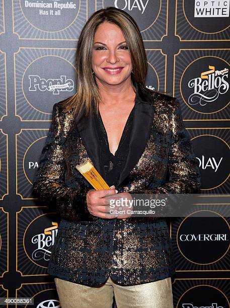 Lawyer Ana Maria Polo attends People En Espanol 2014 Los 50 Mas Bellos at Capitale on May 12 2014 in New York City