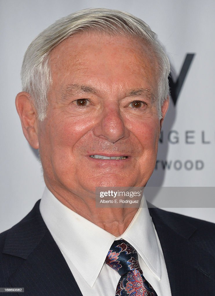 Lawyer Bruce Ramer arrives to The Geffen Playhouse's Annual 'Backstage at the Geffen' Gala at Geffen Playhouse on May 13, 2013 in Los Angeles, California.