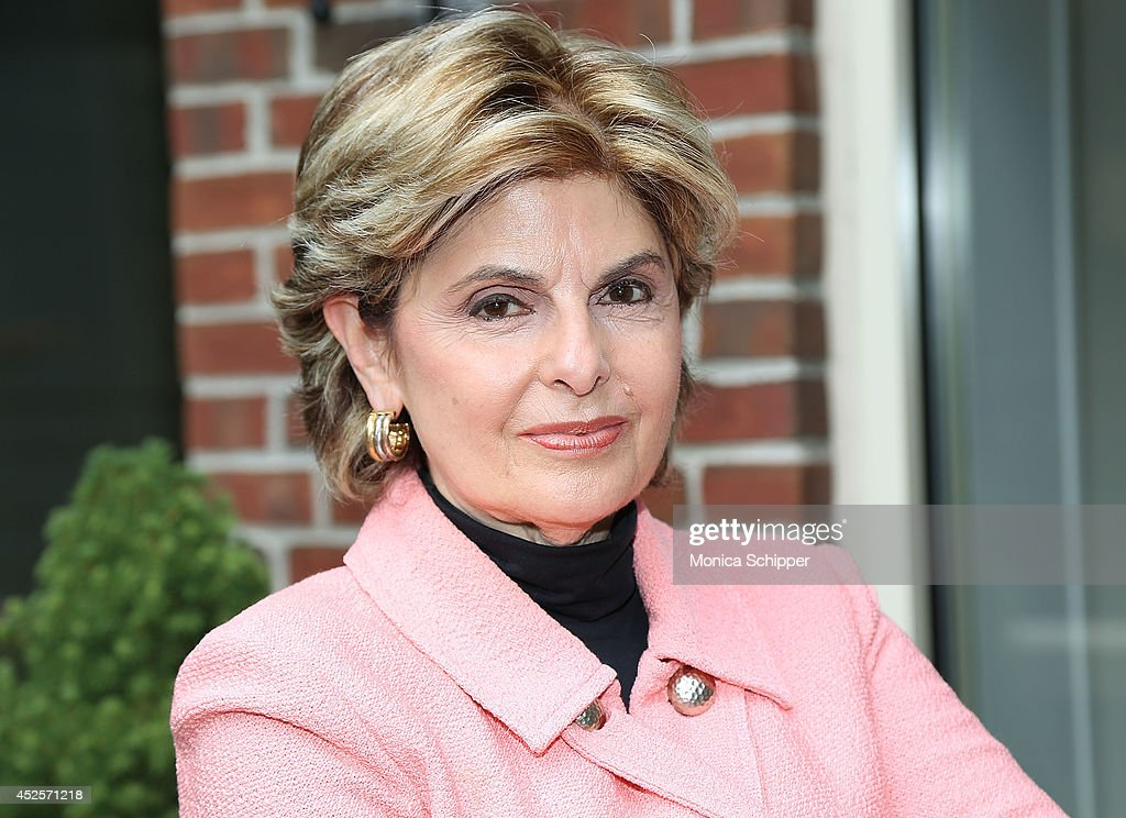 Lawyer <a gi-track='captionPersonalityLinkClicked' href=/galleries/search?phrase=Gloria+Allred&family=editorial&specificpeople=213999 ng-click='$event.stopPropagation()'>Gloria Allred</a> is seen at the Omni Berkshire Place Hotel on July 23, 2014 in New York City.