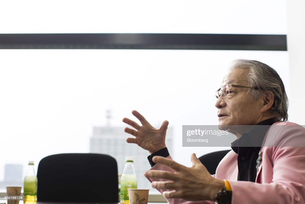 Lawyer Hiroyuki Kawai speaks during an interview in Tokyo, Japan, on Tuesday, July 25, 2017. Kawaiis propelling the anti-nuclear movement forward with a 22 trillion yen ($171 billion) shareholder lawsuit against Tokyo Electric Power Co. Holdings Inc. (Tepco), among the largest in damages ever sought. Photographer: Tomohiro Ohsumi/Bloomberg via Getty Images