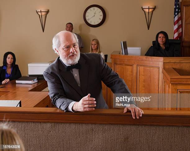 Advogado em Tribunal