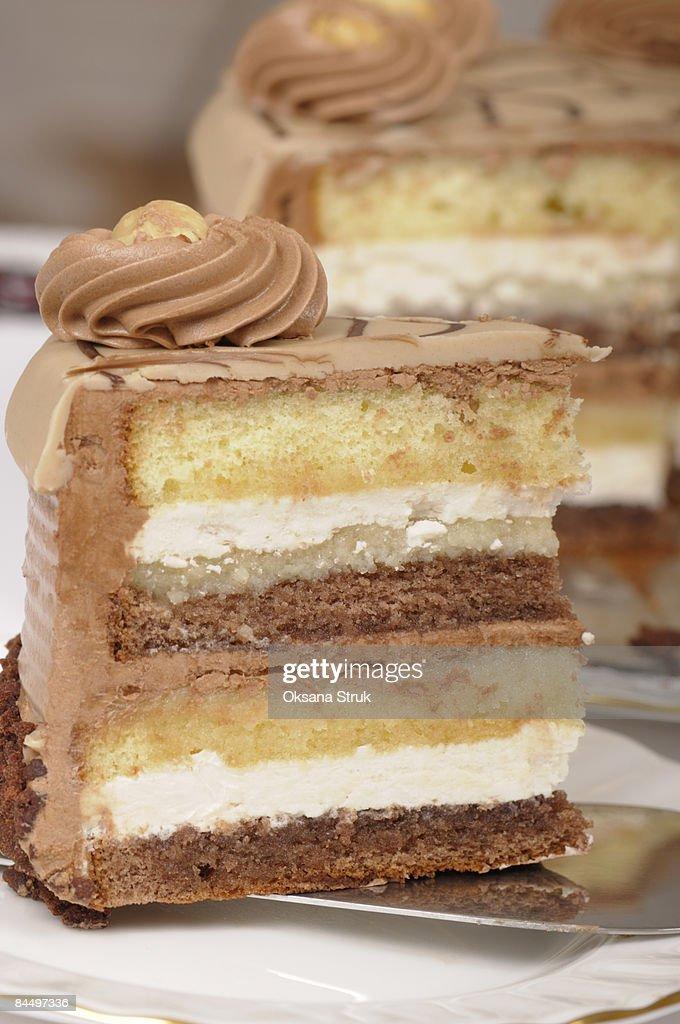 Layer cake : Stock Photo