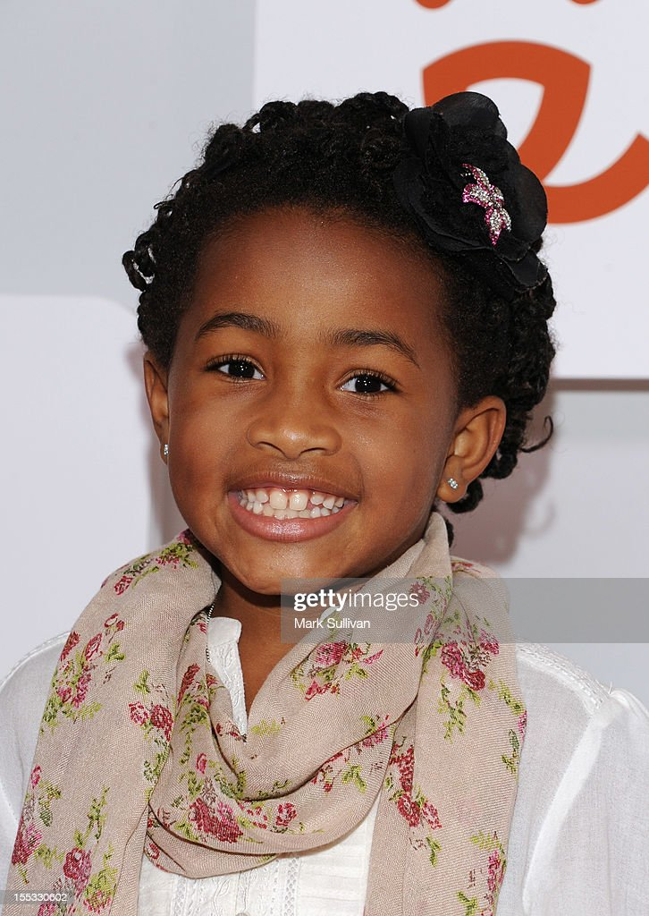Layla Crawford attends Rilakkuma & Space Hamsters at The Mark for Events on November 2, 2012 in Los Angeles, California.