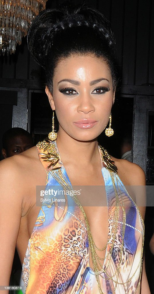 Layla Flaherty attends the Celebrity Big Brother 2012 reunion party at Sugar Hut on February 3, 2012 in London, England.