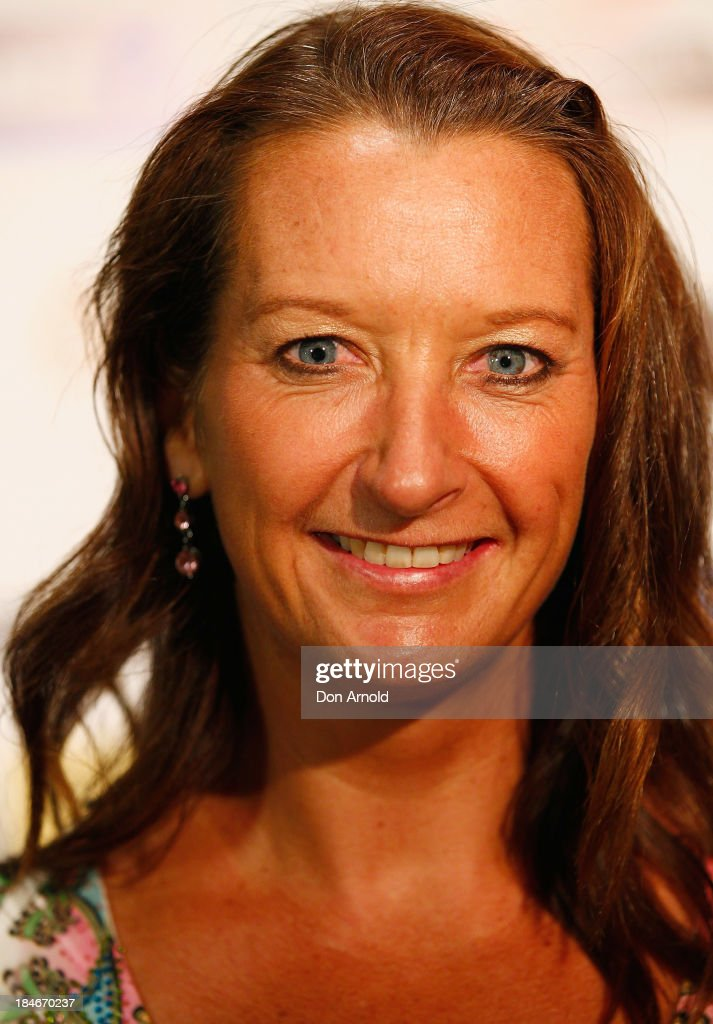 Layne Beachley arrives at the 'I Support Women In Sport' awards at The Ivy Ballroom on October 15, 2013 in Sydney, Australia.