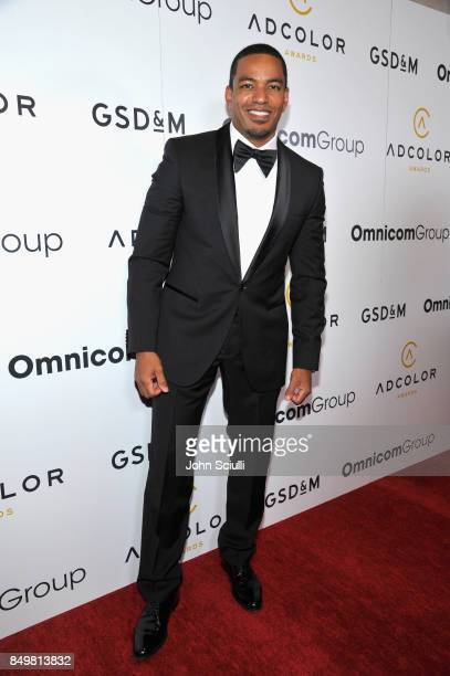Laz Alonso attends the 11th Annual ADCOLOR Awards at Loews Hollywood Hotel on September 19 2017 in Hollywood California