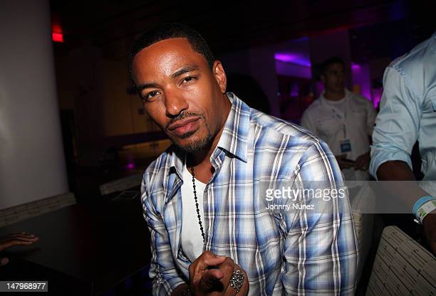 Laz Alonso attends the 2012 Essence Music Festival at Louisiana Superdome on July 6 2012 in New Orleans Louisiana