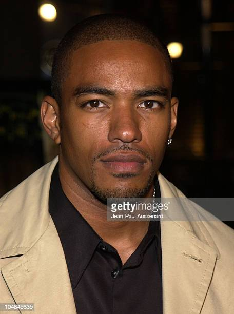 Laz Alonso during 'Empire Premiere' Los Angeles at Universal Citywalk Cinemas in Universal City California United States