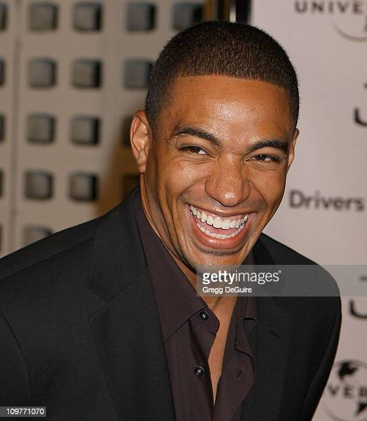 Laz Alonso during Universal Pictures' 'Jarhead' World Premiere Arrivals at Arclight Hollywood in Hollywood California United States