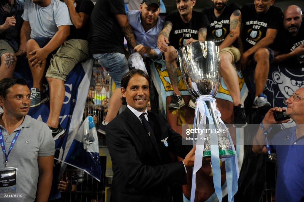 Juventus v SS Lazio - Italian Supercup