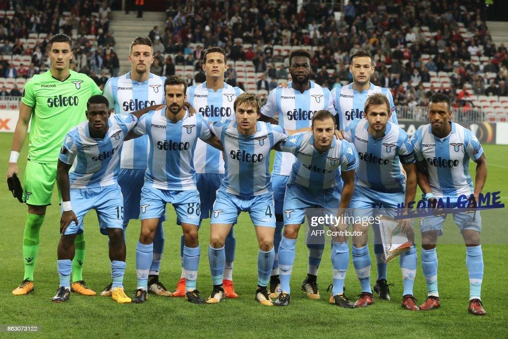 OGC Nice v Lazio - UEFA Europa League