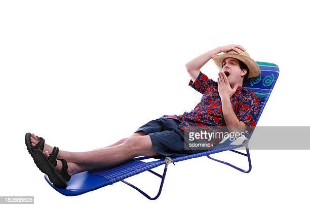 Lazy Urlaub