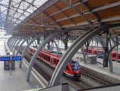 Lübeck Train Station