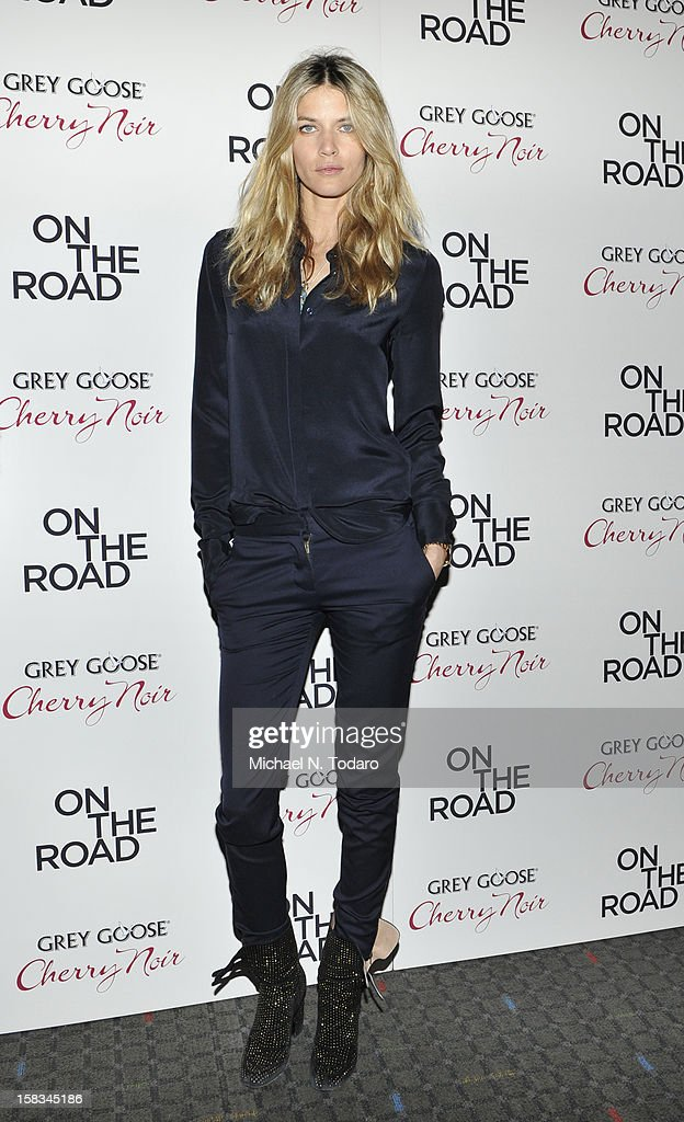 Le Call attends the 'On The Road' premiere at SVA Theater on December 13, 2012 in New York City.