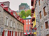 Le chateau Frontenac - Old Quebec