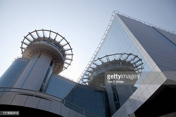 Le Ciel revolving restaurant, Jeddah, Saudi Arabia, Middle East