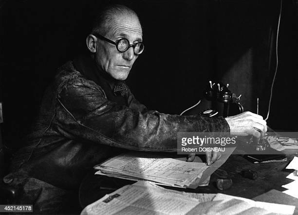 Le Corbusier 1945 in France
