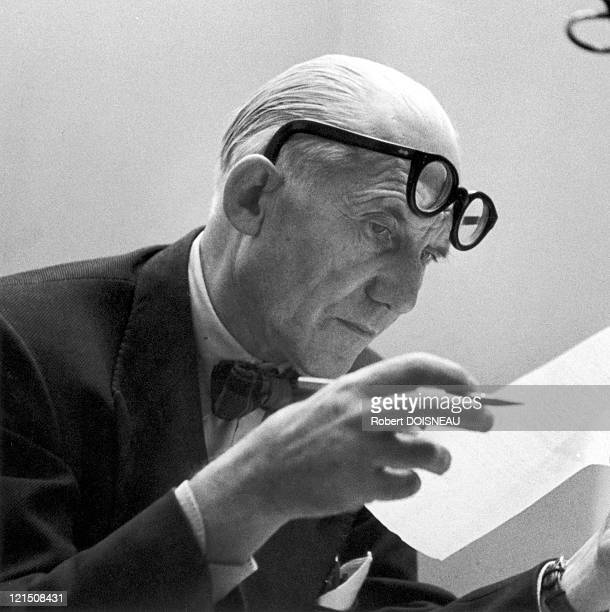 Le Corbusier A FrenchSwiss Architect Working