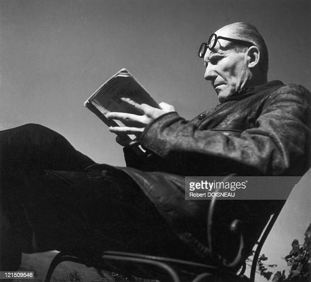 Le Corbusier At Home Boulogne 1943