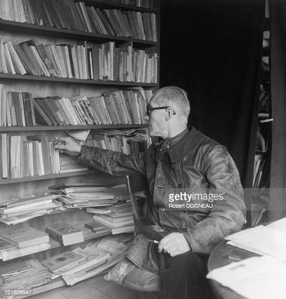 Le Corbusier At Home In Boulogne