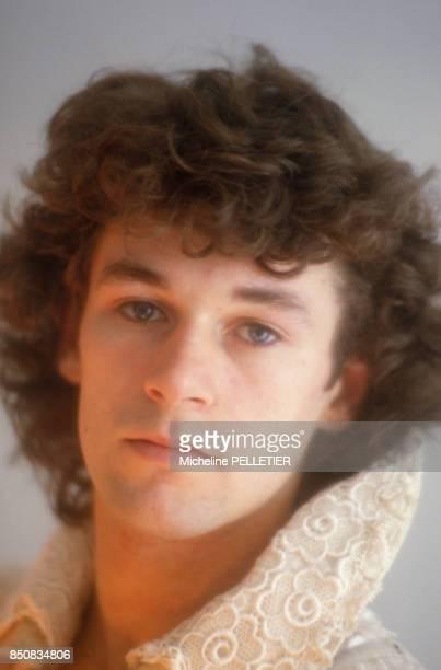 Le danseur français Patrick Dupond chez lui à Paris le 17 juin 1986 France