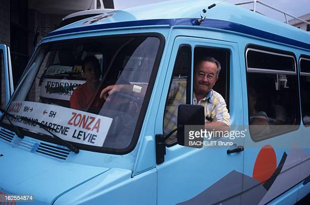 Le Desert En Corse portraits de quelques habitants représentatifs de l'économie et du terroir de la région Honoré BIANCARELLI chauffeur de bus...