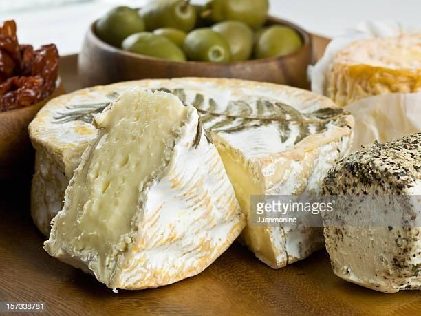 Le Fougerus Brie Käse