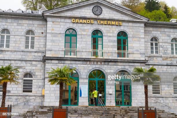Le Grand Thermes BageneresdeBigorre HautesPyrenees department MidiPyrenees region France Europe
