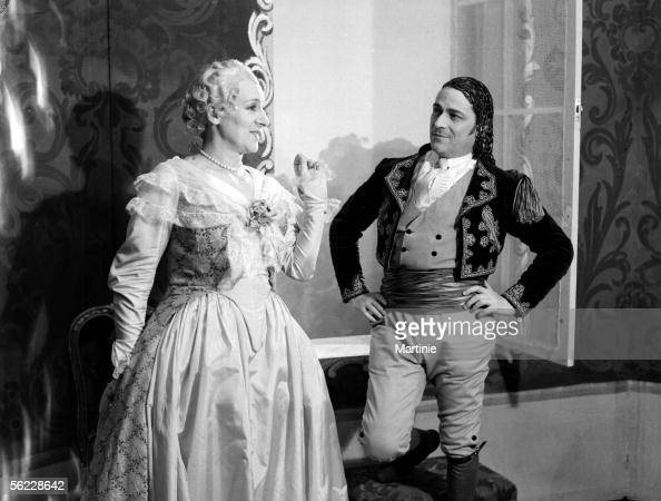 le mariage de figaro by beaumarchais paris theatre du vieux colombier in october 1937 - Piece De Theatre Le Mariage De Figaro