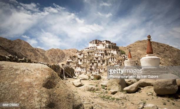 Le monastère de Chemrey au Ladakh