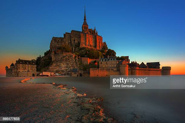 Le Mont Saint-Michel, Normandy