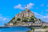 Le Mont-Saint-Michel / Normandie