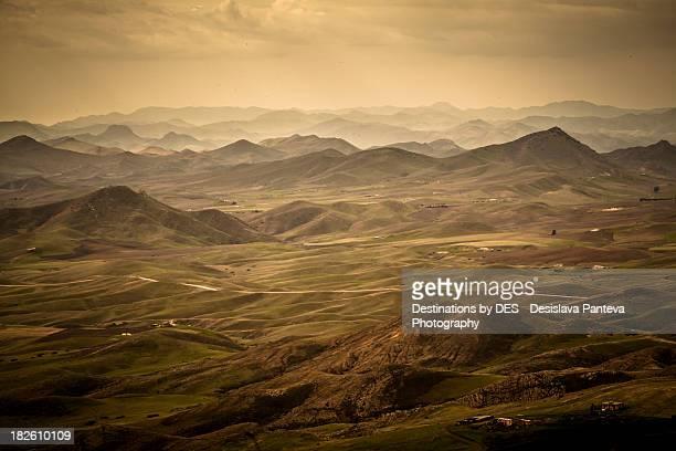 Le Moyen Atlas (Maroc)