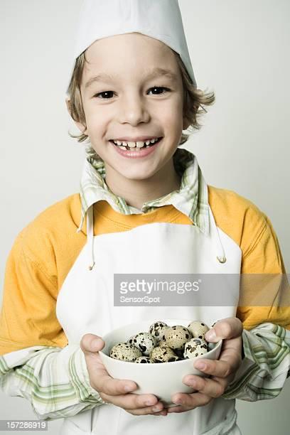 Le petit chef's ingredients