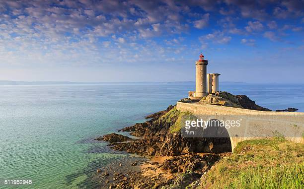 Le Phare de Petit Minou in the morninglight