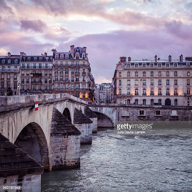 Le Pont Royal, Paris.